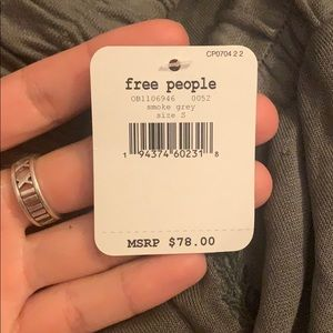 Free People Other - FREE PEOPLE ROMPER TAGS ATTACHED